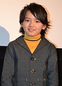 主人公テンジンの声を担当した濱田龍臣「チベット犬物語 金色のドージェ」
