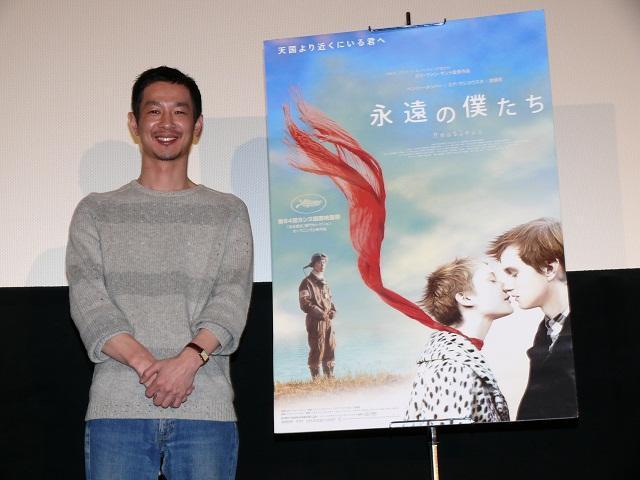 """加瀬亮、ハリウッド若手俳優との共演で""""老い""""を実感?"""
