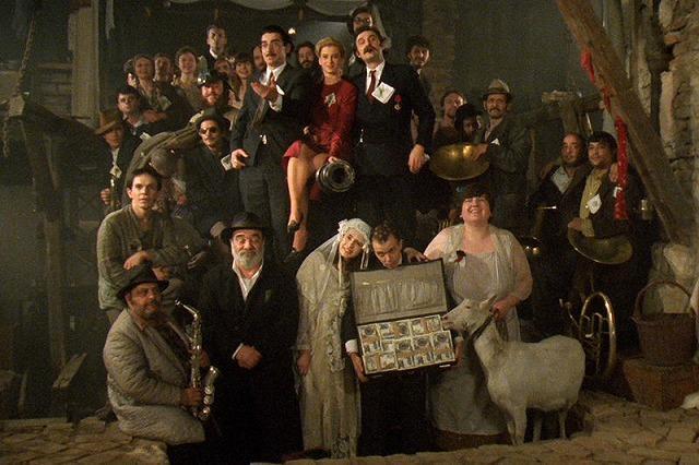 E・クストリッツァの名作「アンダーグラウンド」が渋谷でアンコール上映