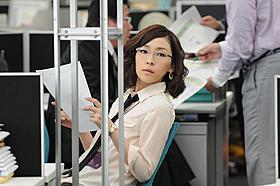 「ガール」に出演する麻生久美子「ガール」