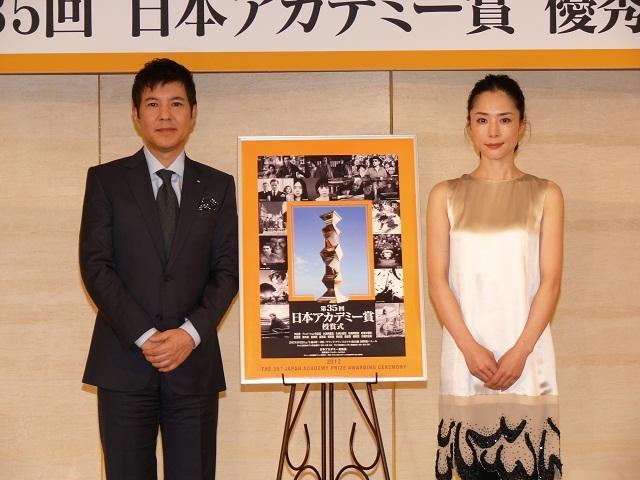 日本アカデミー賞「八日目の蝉」「最後の忠臣蔵」が最多11部門で優秀賞