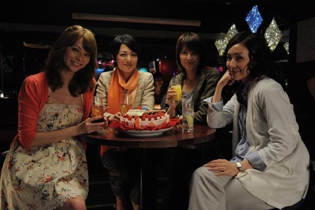 香里奈×麻生×吉瀬×板谷主演の女子映画、挿入歌はMiChiのカバー曲