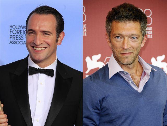「アーティスト」俳優とバンサン・カッセルが、仏映画リメイクで共演