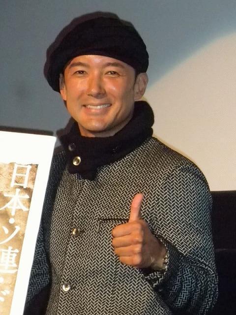 山本太郎、出演作「マイウェイ」は「まだ見ていない」と爆弾発言