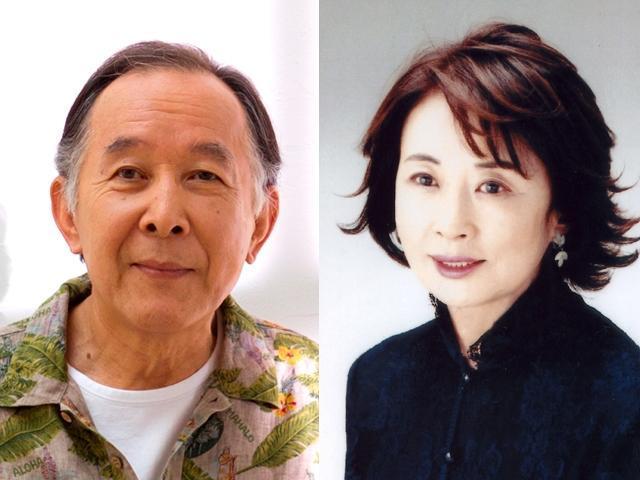 「東京家族」の主人公夫婦を演じる橋爪功と吉行和子