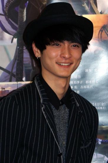 NHKドラマに初主演する高良健吾