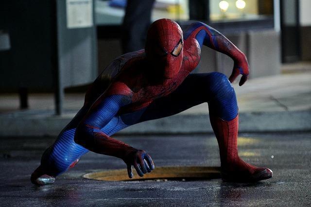 「アメイジング・スパイダーマン」最新3D映像が全世界同時解禁!