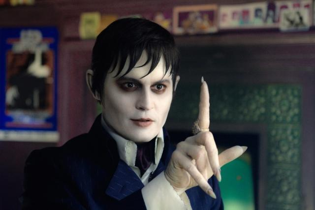 ジョニデ、白塗り吸血鬼に「ダーク・シャドウ」劇中写真公開