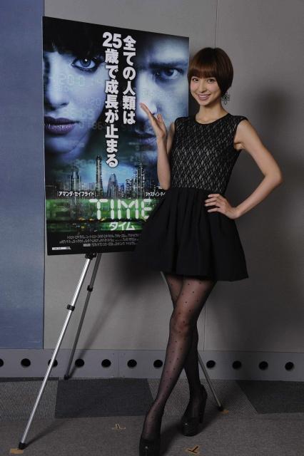 篠田麻里子が作品の魅力を解説「TIME」TVスポットが公開