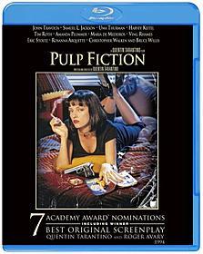 クエンティン・タランティーノ監督第2作 「パルプ・フィクション」「パルプ・フィクション」