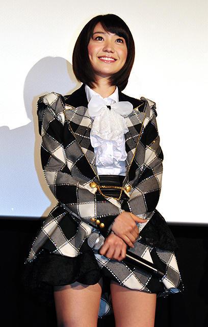 大島優子、総選挙舞台裏の涙は「足の小指をぶつけたから」?