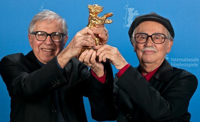 ベルリン金熊賞はイタリアの巨匠タビアーニ兄弟が戴冠