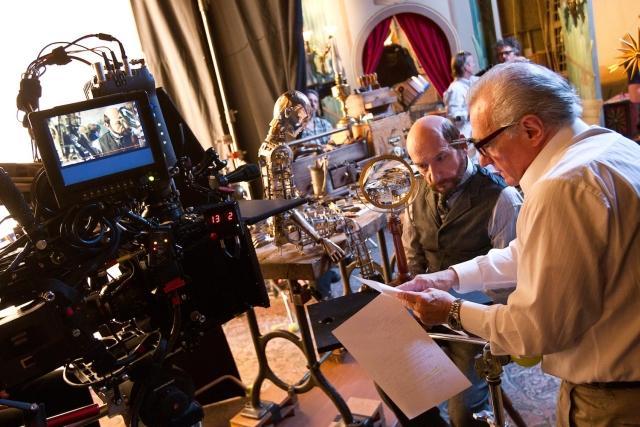 M・スコセッシ監督作「ヒューゴ」製作の裏側に迫った特別映像公開
