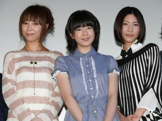 元NHK人気子役・中村有沙、井口昇監督との再タッグに満足げ