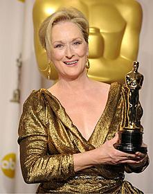 マーガレット・サッチャーを演じ、2度目の主演女優賞「マーガレット・サッチャー 鉄の女の涙」