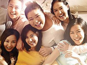 5月に日本公開される「サニー 永遠の仲間たち」「サニー 永遠の仲間たち」