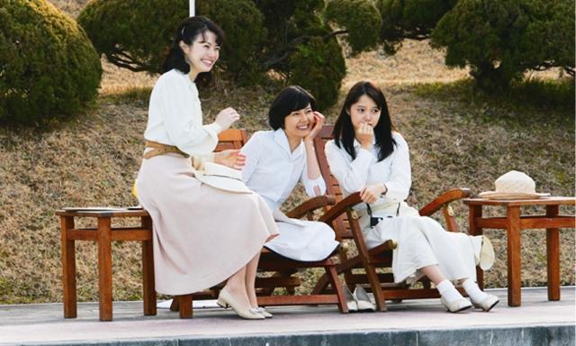 「わが母の記」宮崎あおい、ミムラ、菊池亜希子の三姉妹画像が公開!