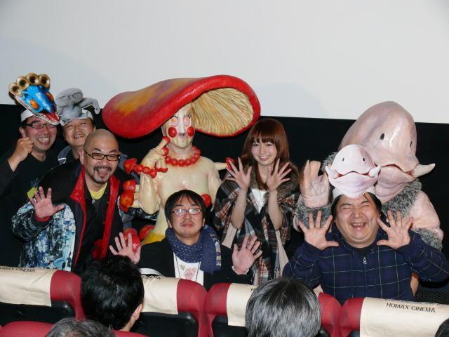 井口昇監督、劇場版ヤマガミくんは「合法で脳が気持ち良くなる」
