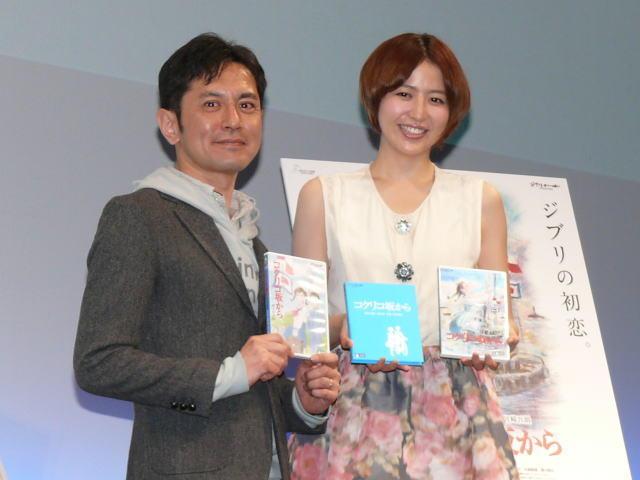 宮崎吾朗「映画づくりやっとわかった」 監督2作目「コクリコ坂から」を述懐