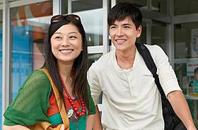 「ペンギン夫婦の作りかた」に 主演の小池栄子とワン・チュアンイー「ペンギン夫婦の作りかた」