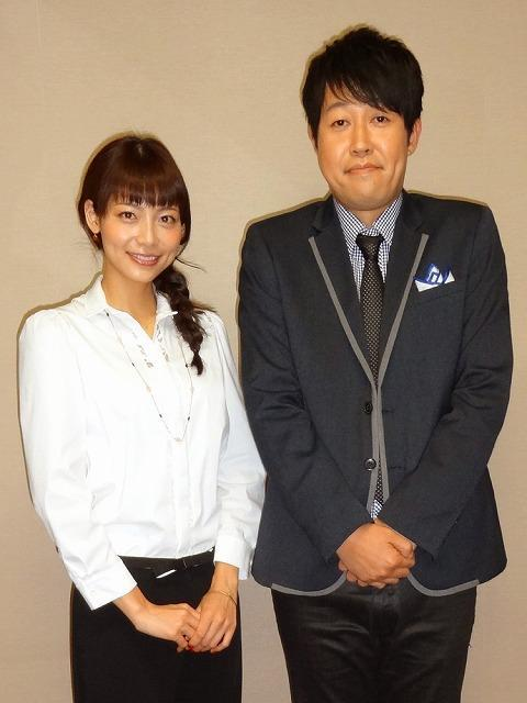 小籔千豊&相武紗季、淡い恋と友情を描く「FLY!」の役づくりを告白