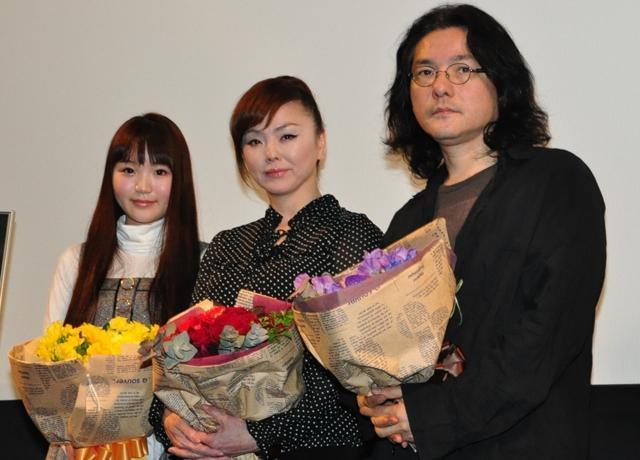 """松田美由紀、女優として""""脱原発""""を唱えることに「制限なんてない!」"""