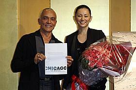 「シカゴ」でブロードウェイへ進出する米倉涼子「シカゴ」