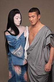 「シネマ歌舞伎」用に新たに舞台上で撮影された意欲作「シネマ歌舞伎 高野聖」