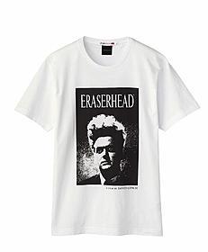 「イレイザーヘッド」デザインのTシャツ「イレイザーヘッド」