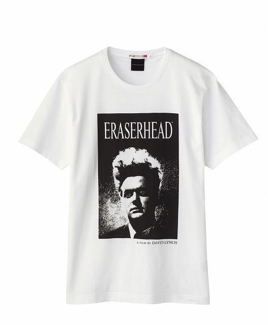 デビッド・リンチ監督とユニクロのコラボTシャツ発売