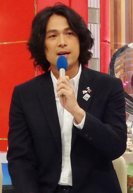 江口洋介、初司会に意欲「僕なりのカラーが出せれば」