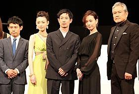 劇中だけでなく絶妙なトークで盛り上げた戸田恵梨香、加瀬亮ら「オー!(1968)」