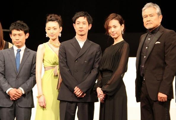 劇中だけでなく絶妙なトークで盛り上げた戸田恵梨香、加瀬亮ら