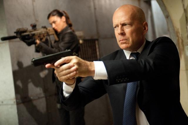初代G.I.ジョー司令官に扮するブルース・ウィリス