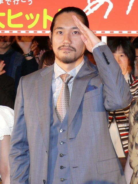 松ケン「人生豊かにしてくれた」森田監督に感謝の意