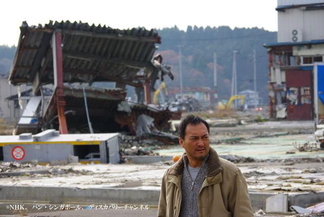渡辺謙、震災から一年… NHK番組で「復興とは?」問いかける
