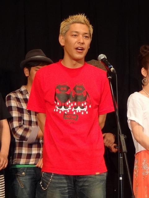 ロンブー亮、台湾ロケで親日を実感「うれしかった」