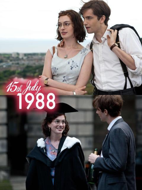 A・ハサウェイ主演のラブストーリー、Facebookで23年間の愛の軌跡を紹介
