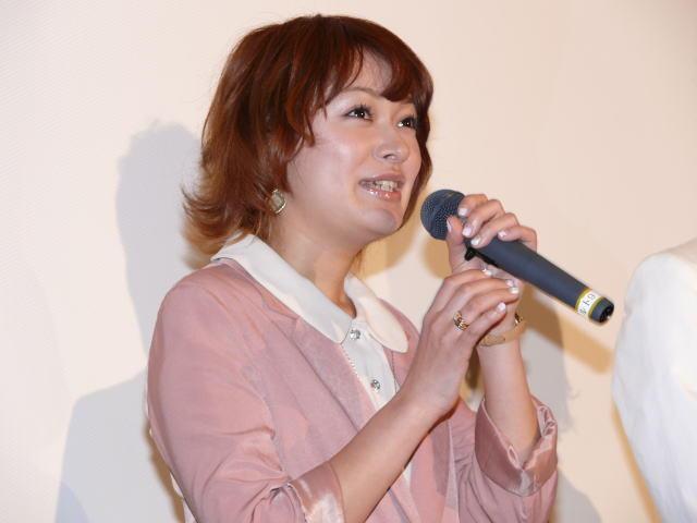 市井紗耶香「悩みや葛藤、自分に重なる」シングルマザー役に共感