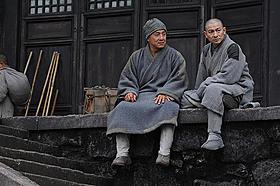 ジャッキーとアンディ・ラウ、20年ぶりの本格共演も見もの「新少林寺 SHAOLIN」