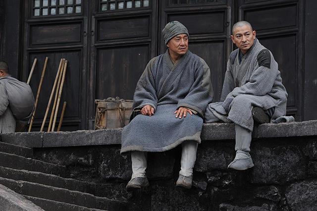 「新少林寺」ジャッキー・チェンのインタビュー映像を入手!