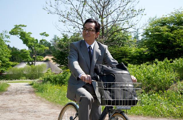 水谷豊、主演作「愛しの座敷わらし」PRで全国行脚