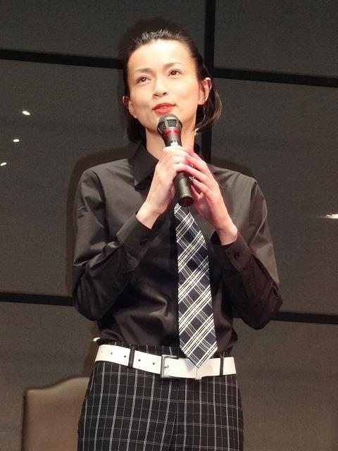 長谷川京子、産後間もない舞台復帰に喜び「何とかここまで来た」