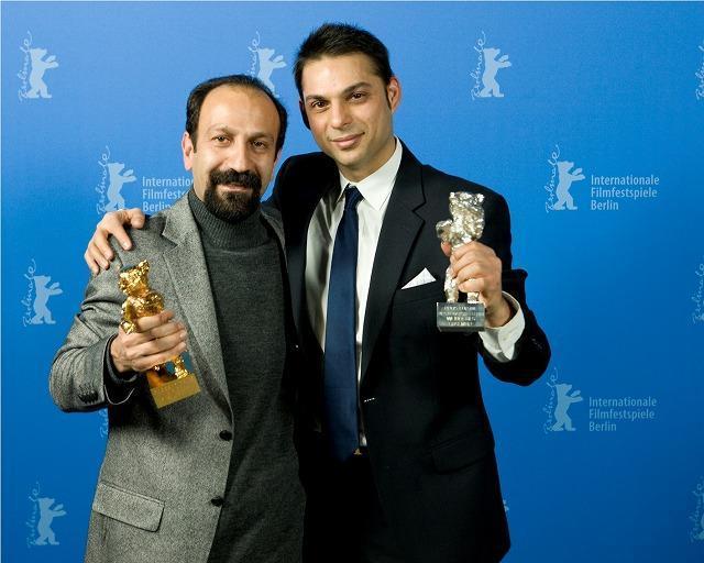 イラン映画「別離」主演俳優、W・アレンら米映画人からの称賛を手紙で明かす