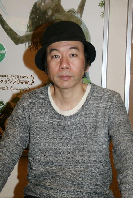 """塚本晋也監督、Coccoとの対話を経て導き出した""""生"""""""