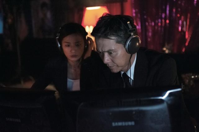 渡部篤郎、尾野真千子が諜報活動「外事警察」幕間映像公開