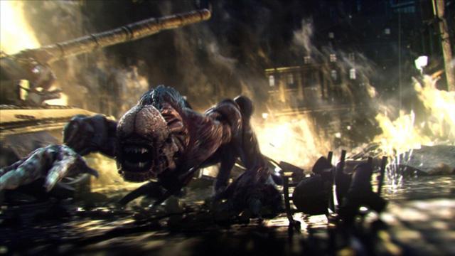 CGアニメ版「バイオハザード」最新作が10月27日公開決定