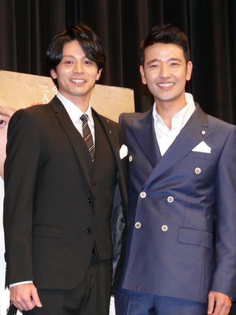 吉沢悠、共演の韓国俳優ペ・スビンと「真の友情が築けた」