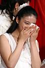 """武井咲が感涙… """"大先輩""""野際陽子に1人2役絶賛される"""
