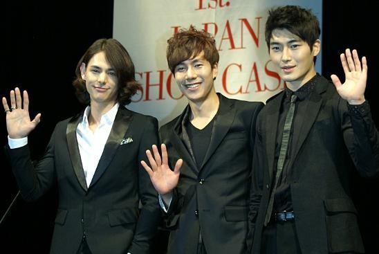 韓国イケメンバンド「EDEN」日本発で世界へ